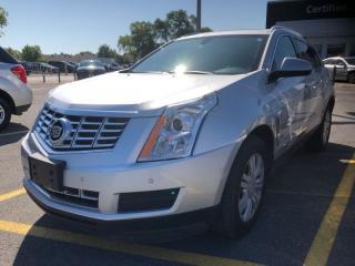 Used 2014 Cadillac SRX Luxury  3.6 LUXURY  , LEATHER, SUNROOF,  NAVI, BLIND ZONE ALERT for sale in Ottawa, ON