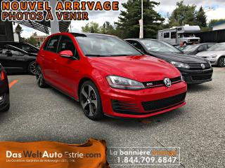 Used 2016 Volkswagen Golf GTI 5 Portes Autobahn, Toit, Automatique for sale in Sherbrooke, QC