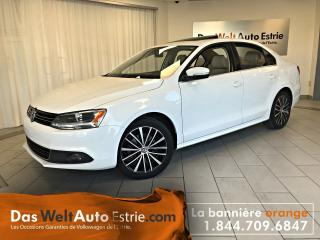Used 2014 Volkswagen Jetta 1.8 TSI Highline, Cuir, Toit, Automatique for sale in Sherbrooke, QC