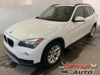 Used 2013 BMW X1 28i Xdrive AWD Cuir Toit panoramique MAGS for sale in Trois-Rivières, QC
