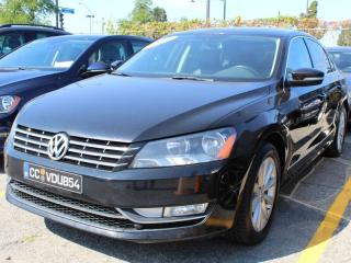 Used 2014 Volkswagen Passat COMFORTLINE, TDI, TOIT, DSG, MAGS, SIEGES CHAUFFAN for sale in Lasalle, QC