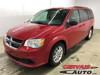 Used 2014 Dodge Grand Caravan SXT MAGS CAMÉRA DE RECUL BLUETOOTH 7PASSAGERS STOW N GO *Bas Kilométrage* for sale in Shawinigan, QC