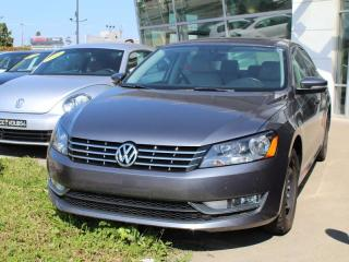 Used 2014 Volkswagen Passat COMFORTLINE, TDI, TOIT, MAGS, SIEGES CHAUFFANTS, C for sale in Lasalle, QC