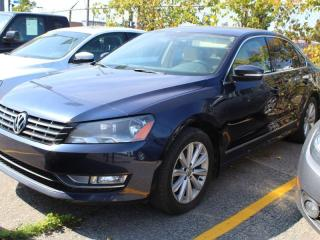 Used 2014 Volkswagen Passat HIGHLINE, TDI, TOIT, DSG, MAGS, SIEGES CHAUFFANTS, for sale in Lasalle, QC