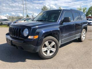 Used 2011 Jeep Patriot Nice Trade In! Low Kms! Sunroof for sale in St Catharines, ON