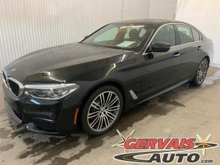 Used 2018 BMW 5 Series 530i xDrive GPS Harman Kardon Cuir Toit MAGS for sale in Trois-Rivières, QC
