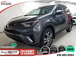 Used 2016 Toyota RAV4 LE* 25073 KM* CAMERA* SIEGES CHAUFFANTS* for sale in Québec, QC