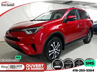 Used 2017 Toyota RAV4 LE* A/C* CAMERA* SIEGES CHAUFFANTS* BLUETOOTH* for sale in Québec, QC
