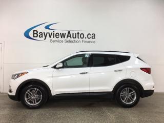 Used 2017 Hyundai Santa Fe Sport 2.4 Luxury - AWD! HTD LTHR! PANOROOF! NAV! ALLOYS! for sale in Belleville, ON