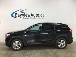 Used 2018 GMC Terrain SLE Diesel - DIESEL! AWD! NAV! PWR LIFTGATE! ALLOYS! + MORE! for sale in Belleville, ON