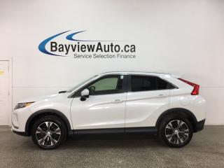 Used 2019 Mitsubishi Eclipse Cross ES - AWD! ALLOYS! PWR GROUP! for sale in Belleville, ON