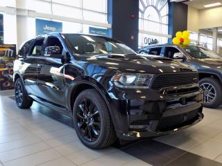 Used 2018 Dodge Durango R/T *CUIR*TOIT*GPS*TECH PCKG* for sale in Brossard, QC