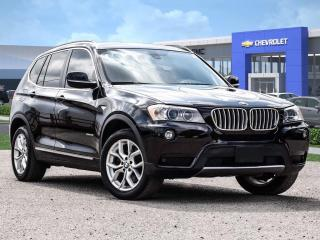 Used 2013 BMW X3 XDRIVE28I- CERTIFIED for sale in Markham, ON