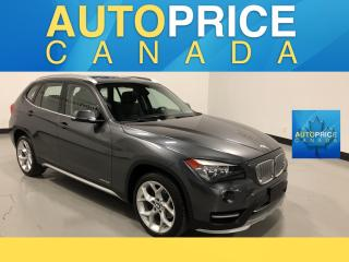 Used 2015 BMW X1 xDrive28i X-LINE|NAVIGATION|PANOROOF for sale in Mississauga, ON