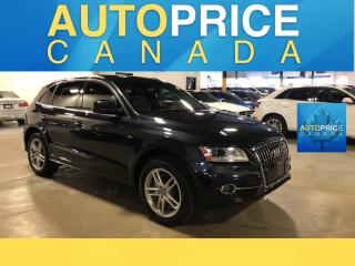 Used 2016 Audi Q5 2.0T Progressiv S-LINE|PANOROOF|NAVIGATION for sale in Mississauga, ON