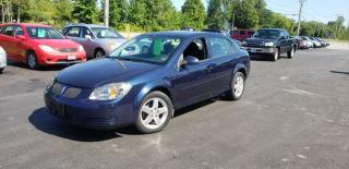 Used 2010 Pontiac G5 SE w/1SA for sale in Madoc, ON
