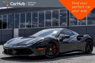 Used 2016 Ferrari 488 Spider  Novitec Bluetooth Backup.Cam GPS SiriusXM Keyless.Go  for sale in Thornhill, ON