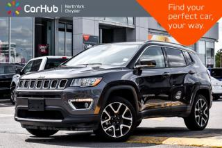 Used 2018 Jeep Compass Limited|Nav.Pkg|Pano.Sunroof|GPS|Backup.Cam|Bluetooth|Auto.Start| for sale in Thornhill, ON