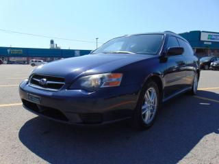 Used 2005 Subaru Legacy 5dr Wgn 2.5i Auto for sale in St-Eustache, QC
