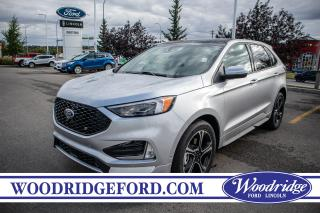Used 2019 Ford Edge ST for sale in Calgary, AB