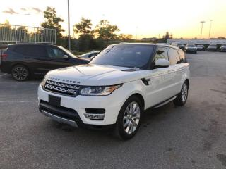 Used 2017 Land Rover Range Rover Sport 2017 Land Rover Range Rover Sport - 4WD 4dr Td6 HS for sale in North York, ON