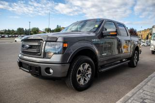Used 2014 Ford F-150 FX4 3.5L Ecoboost, Max Trailer Tow, Moonroof, Navigation, Heated and Cooled Front seats for sale in Okotoks, AB