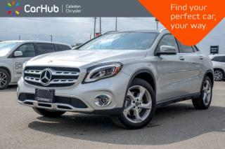 Used 2018 Mercedes-Benz GLA GLA 250|4Matic|Navi|Pano sunroof|Backup Cam|Bluetooth|Leather|Heated Front Seats|18