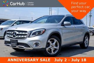 Used 2018 Mercedes-Benz GLA 250|4Matic|Navi|Pano Sunroof|Backup Cam|Bluetooth|Leather|Heated Front Seats|18
