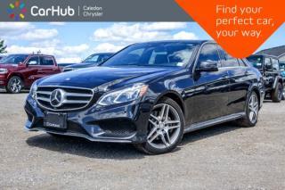 Used 2016 Mercedes-Benz E-Class E 400|4Matic|Navi|Pano Sunroof|Backup Cam|Bluetooth|Blind Spot|Leather|18