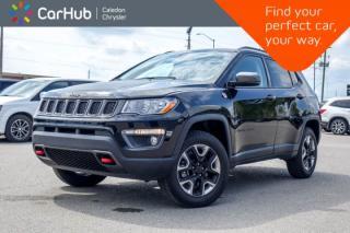 Used 2018 Jeep Compass Trailhawk|4x4|Navi|Backup Cam|Bluetooth||R-Start|Travel Link|Wifi Hotspot|17