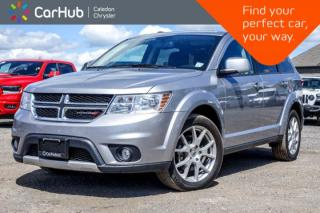 Used 2018 Dodge Journey GT for sale in Bolton, ON