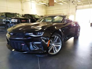 Used 2016 Chevrolet Camaro CONVERTIBLE 2SS/V8 6.2L/CUIR/NAV/BOSE/DEMARREUR for sale in Blainville, QC