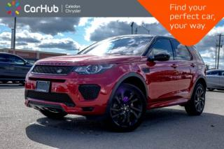 Used 2018 Land Rover Discovery Sport HSE LUXURY|4x4|Navi|Pano Sunroof|Bluetooth|Backup Cam|Heated Front Seats|20
