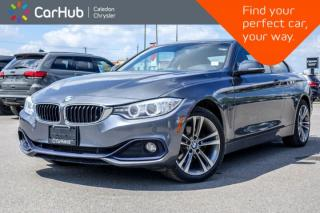 Used 2015 BMW 4 Series 428i xDrive|Navi|Sunroof|Bluetooth|Backup Cam|Leather|Heated Seats|18