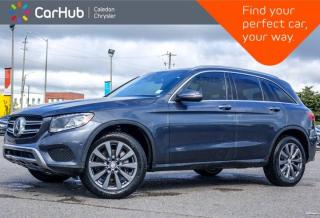 Used 2016 Mercedes-Benz GL-Class GLC 300 4Matic Navigation Panoramic Sunroof Blind Spot Backup Camera Heated Front Seats 19