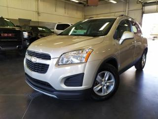 Used 2013 Chevrolet Trax BLUETOOTH/REGULATEUR DE VITESSE/USB for sale in Blainville, QC