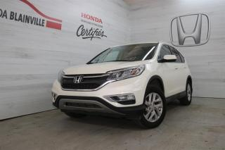 Used 2016 Honda CR-V SE AWD for sale in Blainville, QC