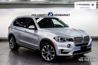 Used 2016 BMW X5 xDrive35i -LOW KMS|NO ACCIDENTS| for sale in Newmarket, ON