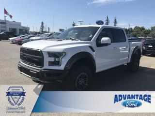 New 2019 Ford F-150 Raptor Trailer Tow - Pro Trailer Back up Assist for sale in Calgary, AB