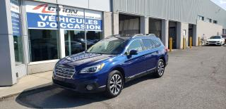 Used 2016 Subaru Outback 3.6R LIMITED TECH PACKAGE GPS AUTO for sale in St-Hubert, QC