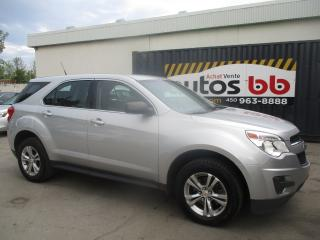 Used 2010 Chevrolet Equinox for sale in Laval, QC