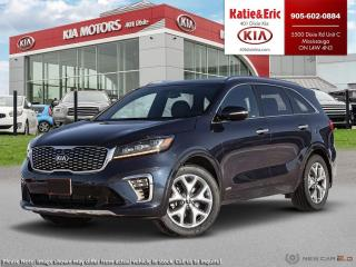 Used 2020 Kia Sorento 3.3L SX for sale in Mississauga, ON