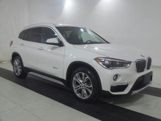 Used 2016 BMW X1 28I XDRIVE|NAVIGATION|PANO ROOF|HEADS-UP DISPLAY for sale in Burlington, ON