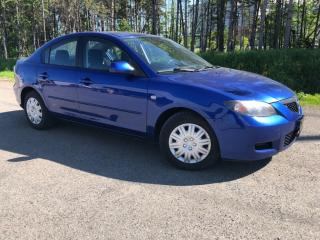 Used 2007 Mazda MAZDA3 Gx *disponibilité limitée*/gs *disponibilité limitée*/gx/gs for sale in Mirabel, QC