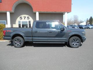 Used 2016 Ford F-150 FX4 for sale in Lévis, QC