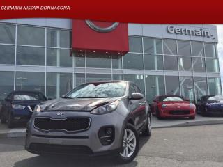 Used 2017 Kia Sportage - CAMÉRA DE RECUL - SIÈGES CHAUFFANTS - BLUETOOTH for sale in Donnacona, QC