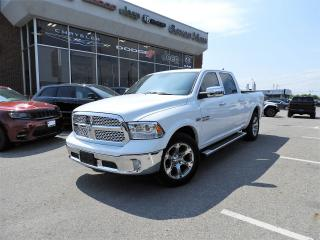 Used 2018 RAM 1500 Laramie NAVI/LEATHER/ONLY 20,000 KMS for sale in Concord, ON