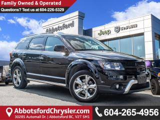 Used 2016 Dodge Journey Crossroad *LOCALLY DRIVEN* for sale in Abbotsford, BC