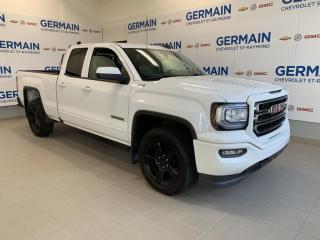 Used 2016 GMC Sierra 1500 ELEVATION - 4X4 - V8 5.3L -BOITE 6 PIEDS ET DEMI for sale in St-Raymond, QC