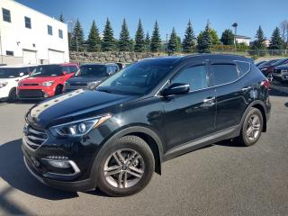 Used 2017 Hyundai Santa Fe Sport 2.4 Premium * CUIR * NAV * TOIT * for sale in Ste-Julie, QC